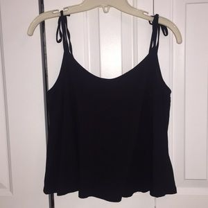 NWT Forever 21 Tie-Strap Tank Top